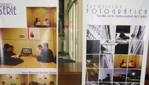 """Exposición Fotográfica """"Un día en la Universidad de Cádiz"""""""