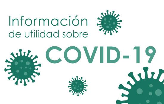 IMG Información de utilidad sobre COVID -19